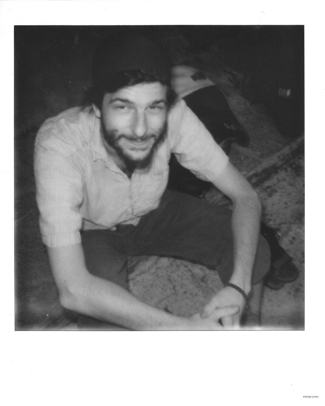 Polaroid 135 - Myself