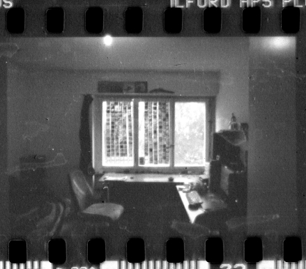 Caffenol Room