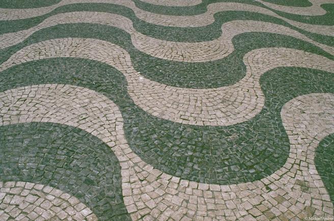 Lisboa - Colour - tesselated
